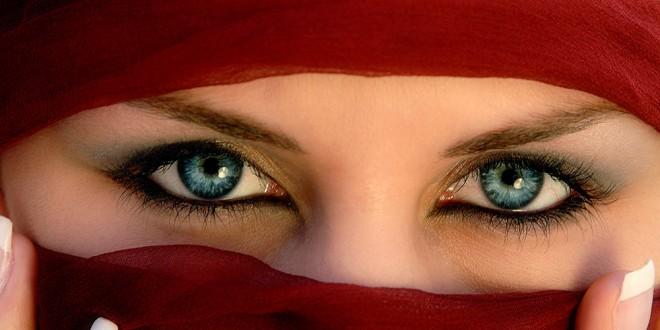 Боремся с морщинками около глаз