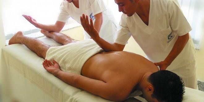 Классический массаж и его история