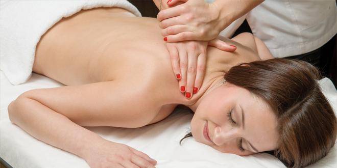 Подготовка к проведению массажа
