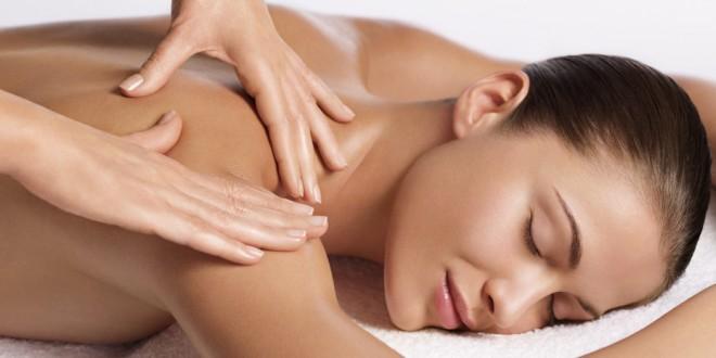 Устранение застоя лимфы с помощью массажа