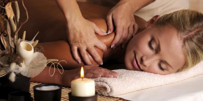 Классический массаж. Приемы поглаживания