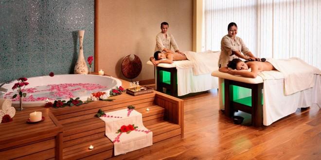 Разновидности массажа в современных спа